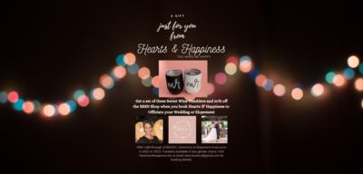Hearts & Happiness