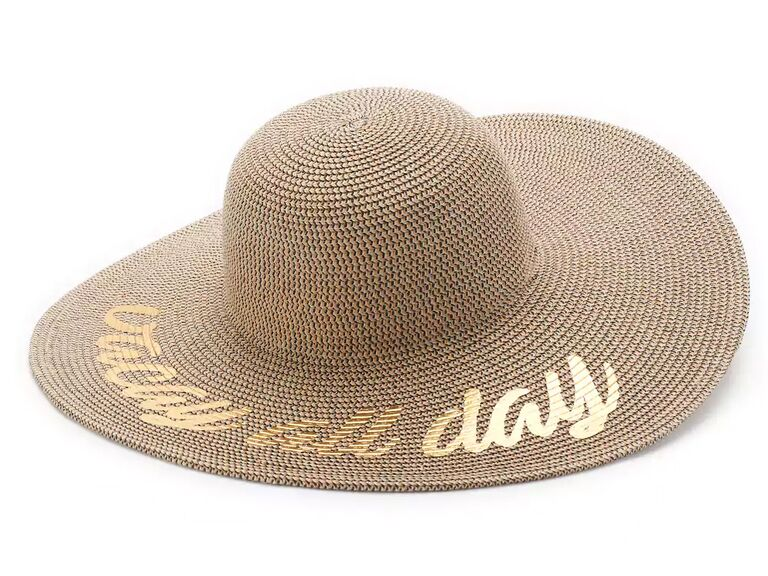 ​Sonoma Goods for Life Vacay All Day floppy hat