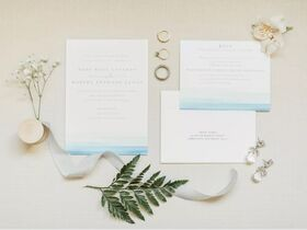 The 7 Things You Can Retire on Your Wedding Stationery