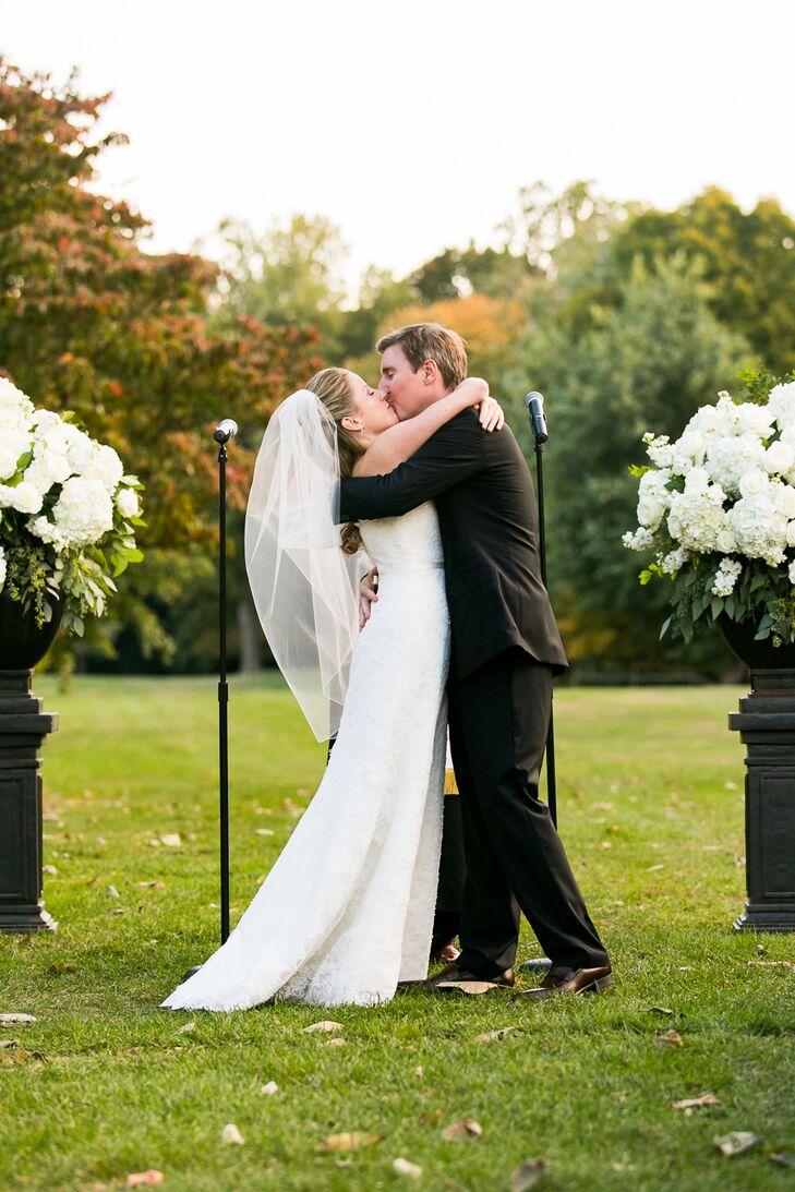 Highlands Country Club Wedding Ceremony
