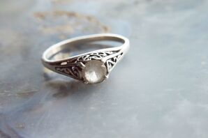 Rustic Enement Rings | Rustic Engagement Rings