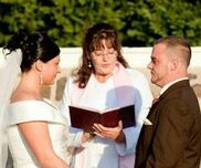 Warrington, PA Wedding Officiant | Rev. Cindy St. Martine
