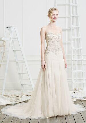 Beloved by Casablanca Bridal BL201 Destiny Sheath Wedding Dress