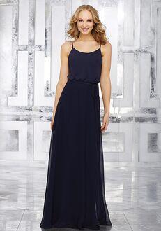 Morilee by Madeline Gardner Bridesmaids Style 21536 Scoop Bridesmaid Dress