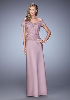 La Femme Evening 21726 Mother Of The Bride Dress