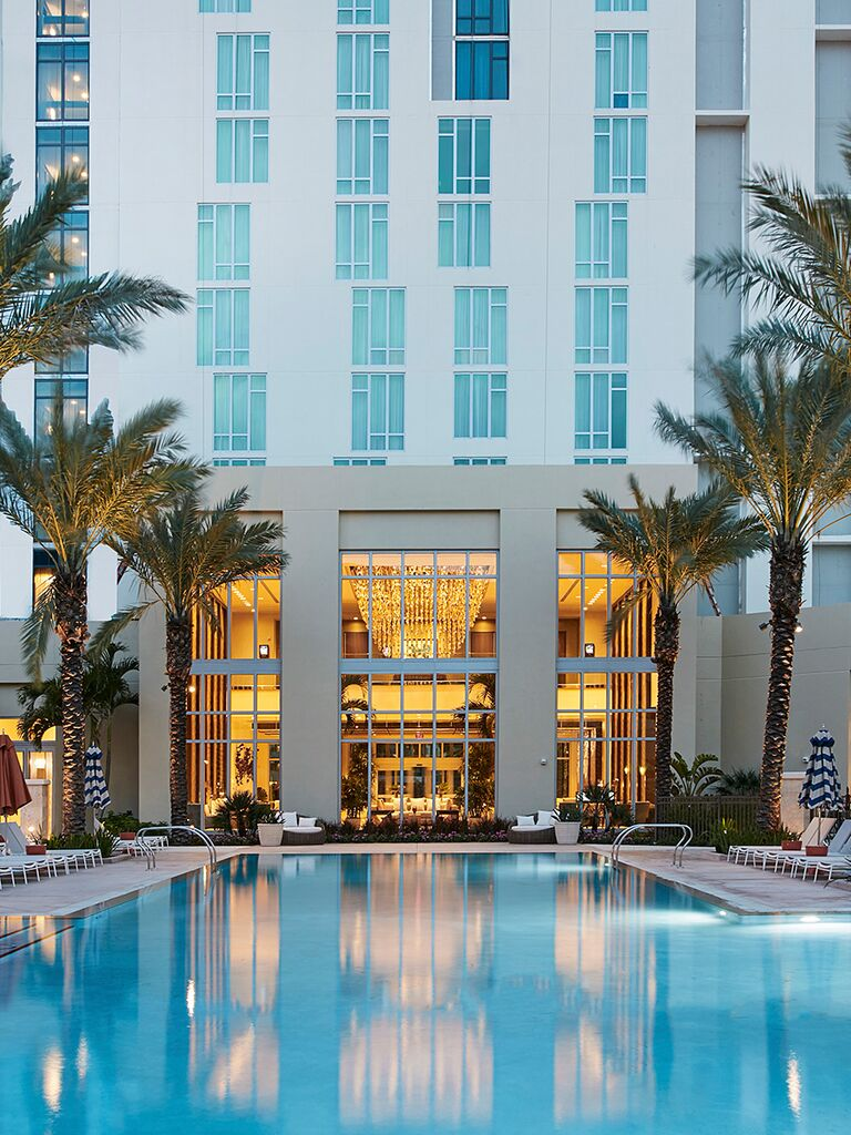 Hilton West Palm Beach, West Palm Beach, Florida