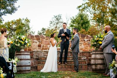 Wedding Venues In Manassas Va The Knot