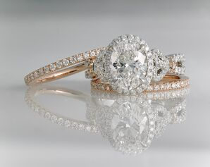 Kirk Kara Pirouetta Diamond Engagement Ring