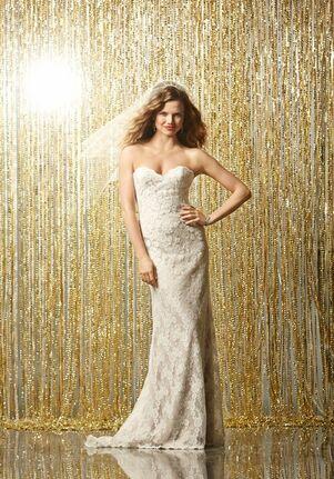 Wtoo Brides ISIS-11525 Sheath Wedding Dress