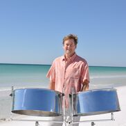 Pensacola, FL Steel Drum Band |  Mitch Rencher: Steel Drum Artist