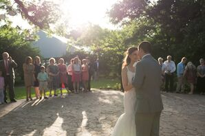 First Dance at Hodge Podge Lodge