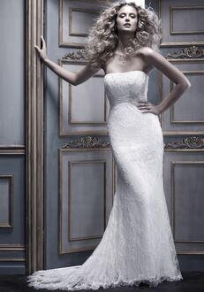 Amaré Couture B058 Sheath Wedding Dress