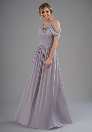 B2 Bridesmaids by Jasmine B203056 Halter Bridesmaid Dress