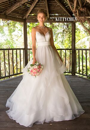 KITTYCHEN CHALITA, H1960 Ball Gown Wedding Dress