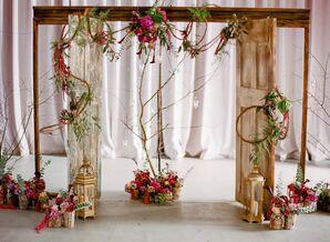 A Rustic Altar