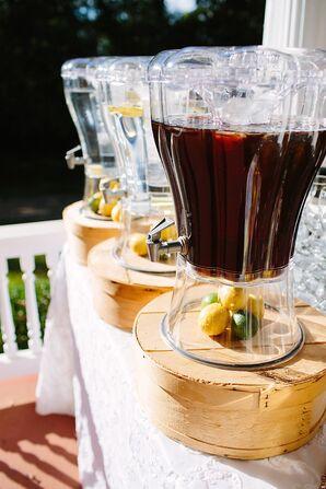 Refreshing Non-Alcoholic Summer Drinks