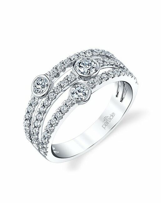 Parade Designs BD3631A from the Lumiere Collection Wedding Rings photo