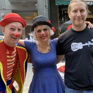 New York City, NY Clown | Sassi The Clown And Sassi Entertainment Unlimited