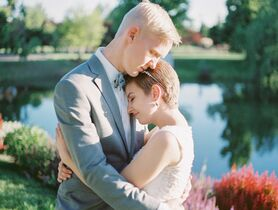 Ball Photo Co // Film Wedding Photographers
