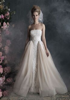 Allure Couture C400 Ball Gown Wedding Dress