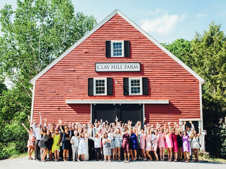 Clay Hill Farm wedding venue