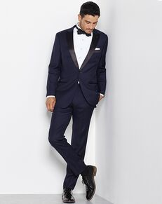 The Black Tux The Baltic Outfit Blue Tuxedo