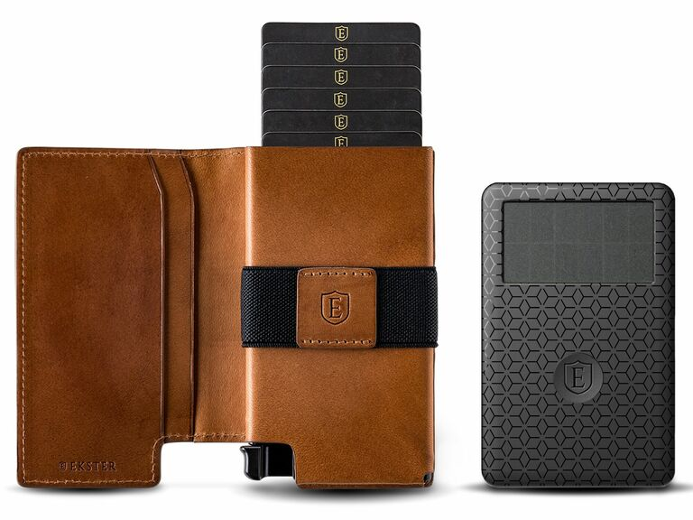 Ekster wallet unique gift for husband