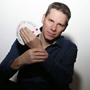 Burlington, ON Magician | Chris Bruce - Magician & Entertainer