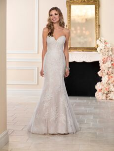 Stella York 6460 Mermaid Wedding Dress