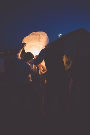 Wish Lantern Send Off