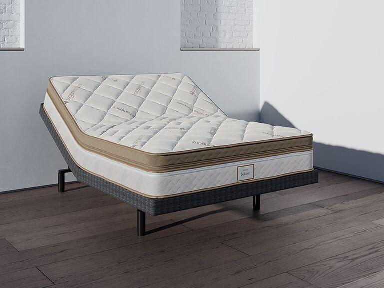 Saatva Solaire best luxury mattress for couples