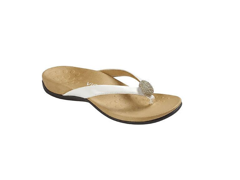 Vionic Felipa wedding wedges