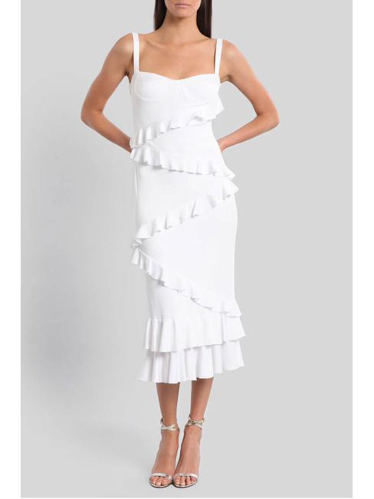 Pisces rehearsal dinner outfit