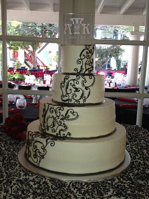 wedding cake bakeries in tucson az the knot. Black Bedroom Furniture Sets. Home Design Ideas