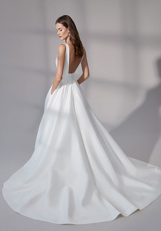 Justin Alexander Signature Charleston Ball Gown Wedding Dress
