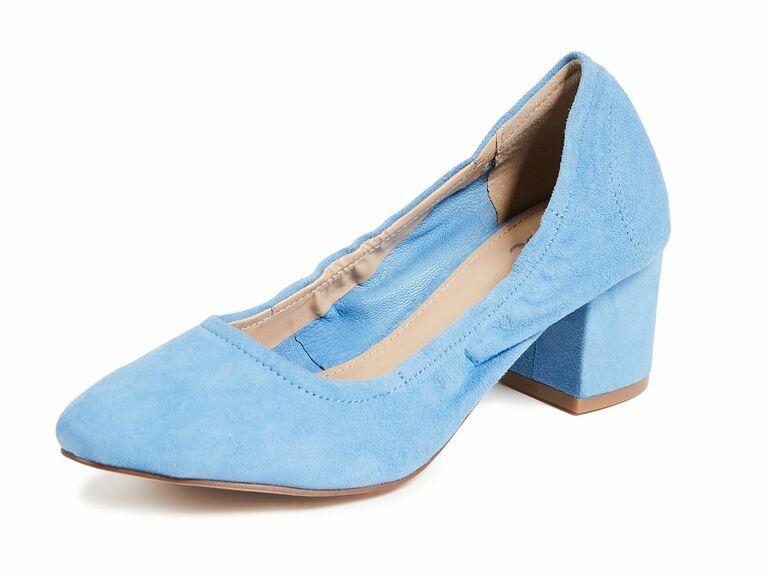 Blue Wedding Shoes.Something Blue Wedding Shoes Best Something Blue Shoes For Brides