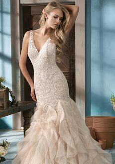 Jasmine Collection F191059 Mermaid Wedding Dress