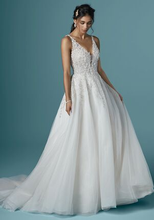 Maggie Sottero TALIA A-Line Wedding Dress