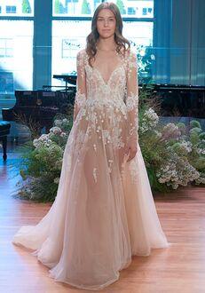 Monique Lhuillier Rosemary A-Line Wedding Dress