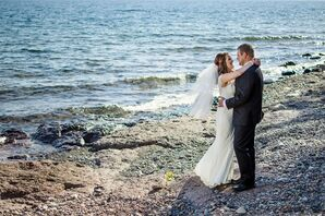 A Natural, Elegant Wedding at Minnesota