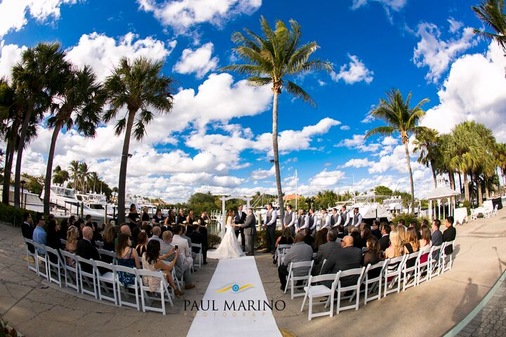 Out Of The Blue Waterfront Weddings Amp Events Jupiter Fl