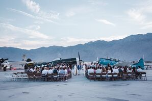 Palm Springs Air Museum Runway Ceremony