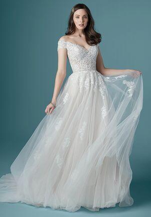 Maggie Sottero NATALIE A-Line Wedding Dress