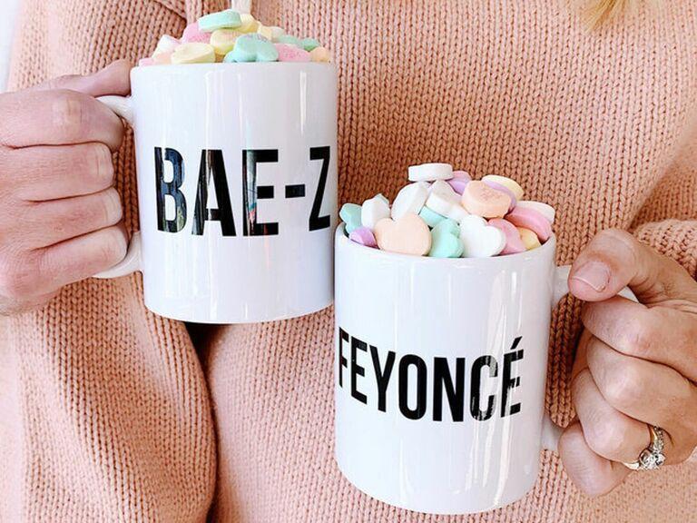 bae z and feyonce mugs