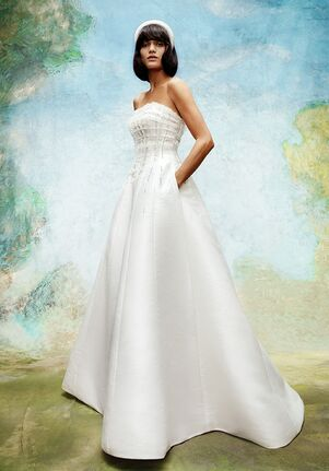 Viktor&Rolf Mariage FROSTED TWEED REGAL GOWN Ball Gown Wedding Dress