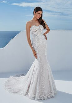 Justin Alexander Berta Wedding Dress