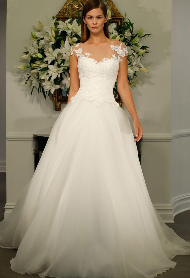 Romona Keveza Legends Wedding Dresses Fall 2015 | Blog.theknot.com