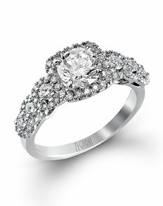 Zeghani Cut Engagement Ring