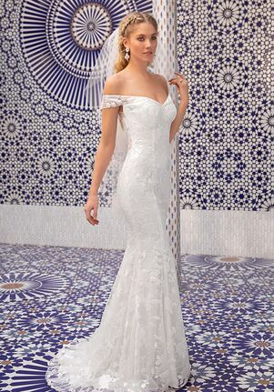 Beloved by Casablanca Bridal BL304 Layla Mermaid Wedding Dress