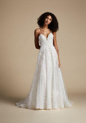 Ti Adora by Allison Webb 72102 Delilah A-Line Wedding Dress